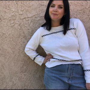 Vintage Style & Co. Collection sweater